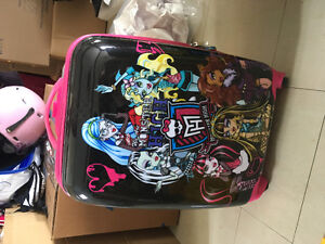 Valise monsterhigh