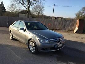 Mercedes C220 CDI SE