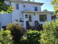 Be the first to rent this Newly renovated lower duplex