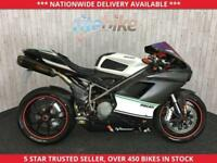DUCATI 848 DUCATI 848 SUPER BIKE V-TWIN CARBON FAIRINGS 12M MOT 2009 09