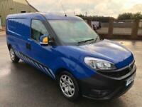 2015 Fiat Doblo 1.3 Multijet MAXI LWB 16V SX Van Start Stop PANEL VAN Diesel Man