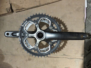 FSA BBRight Road Bike Compact Crankset and Bottom Bracket