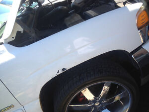 ****Right Side Replacement Fender for GMC SUV/Pick Ups****