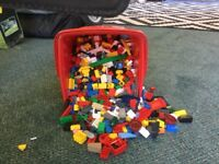 GENUINE MIXED LEGO