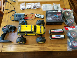 Traxxas 1/16 Summit VXL complete like new