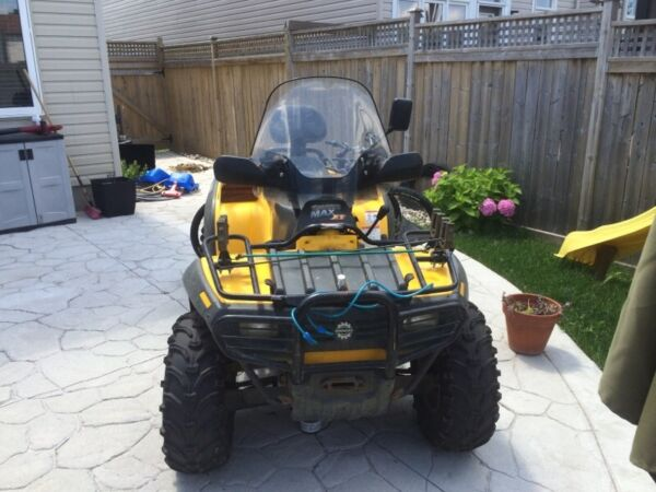 Used 2005 Bombardier Trackster max xt