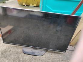 LG 42 inch tv - broken