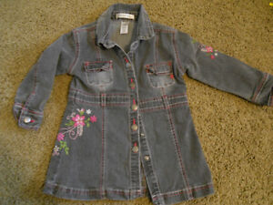 Girls 3T Jean Jacket