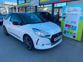 image for 2018 DS DS 3 1.2 PureTech 82 Connected Chic 3dr HATCHBACK Petrol Manual