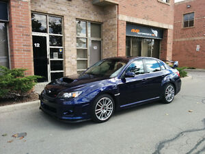 2011 Subaru Impreza WRX STi Sport Tech Package Sedan