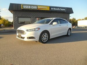 2013 Ford Fusion SE Peterborough Peterborough Area image 2