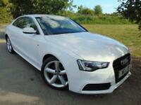 2013 Audi A5 2.0T FSI S Line 2dr Multitronic Tech Pack! Sound Pack! 2 door C...