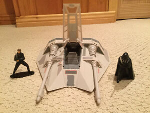 Star Wars snowspeeder