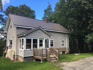 Older home 1-3/4 story on 2 acres.Private!River view!Cassilis