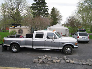 1996 Ford F-350 XLT POWER STROKE DIESEL Pickup Truck