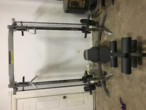 Exercise System Cable Machine