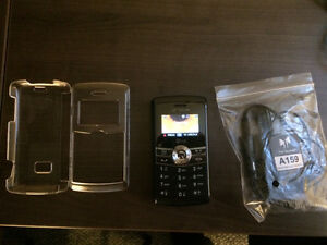 LG KEYBO flip phone