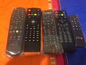 Real TV Jadoo LIVE WorldMAX genuine remote free postage all Aust