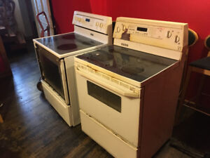 Used electric ranges
