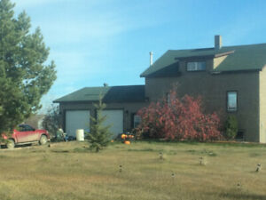 Sk Basement Space - On our Acreage - 5 minutes from Lloydminster
