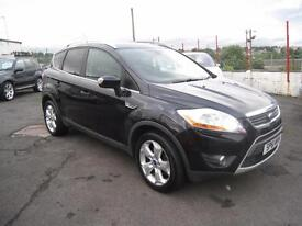 Ford Kuga 2.0 TDCi ( 163ps ) 4x4 Titanium. Only 80000 Miles. 12 Months MOT