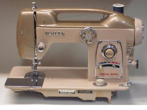 White Sewing Machine Model 764
