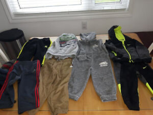 Boys clothes 24 months to 2t like new