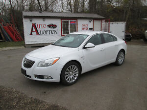2011 Buick Regal CLX Sedan