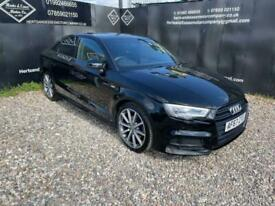 image for 2017 Audi A3 1.5 TFSI CoD Black Edition S Tronic (s/s) 4dr Saloon Petrol Automat