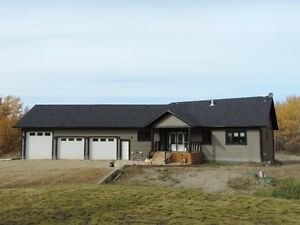 Private Executive Acreage at Lakeview Estates! Lac La Biche