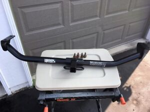 Trailer hitch and wiring for Corolla