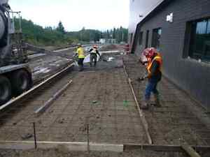Concrete cutting and  place & all flat concrete Strathcona County Edmonton Area image 5