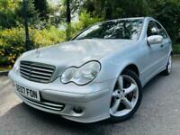 Mercedes-Benz C200 2.1TD auto 2006MY Classic SE