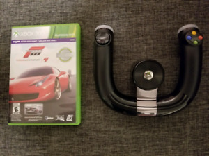 Forza Motorsport 4 XBOX360 Game & Controller