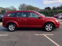 2009 DODGE JOURNEY 2.0 CRD SXT SUV 7 Seats