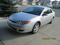 2006 Saturn ION 4 door quad coupe