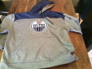 2xl Edmonton Oilers sweater