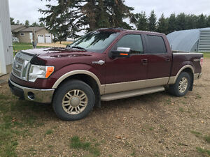 2010 Ford F-150 SuperCrew King Ranch Pickup Truck