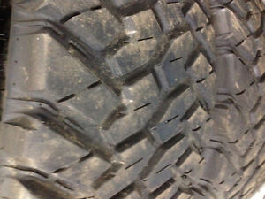 "NITTO TRAIL GRAPPLER 295/70R18 (35"" TIRES)"