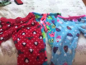 pantalons de pyjamas