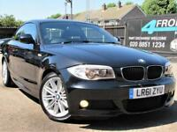 2011 BMW 1 SERIES 118D M SPORT AUTOMATIC COUPE COUPE DIESEL