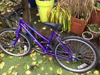 Peugeot rad-formula teenage bike