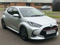 2020 Toyota Yaris Design 1.5 Hybrid CVT Auto 5dr Hatchback Hybrid Automatic