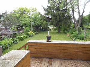 Great 4 Bdrm home steps to St. Lawrence College, West Campus