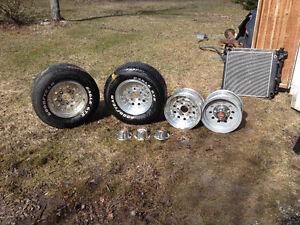 Ford Aluminum Rims