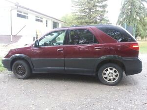 2004 Buick Rendezvous Other