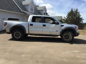 2011 Ford F-150 SVT Raptor Pickup Truck