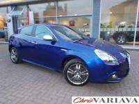 2014 Alfa Romeo Giulietta JTDM-2 EXCLUSIVE Diesel blue Manual