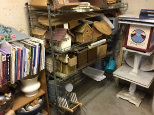 Craft Supplies (moving sale)