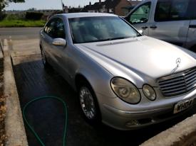 Mercedes-Benz E320 automatic 04 reg 240k miles